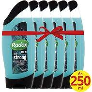 RADOX Men Feel Strong 6×250 ml
