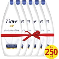DOVE Deeply Nourishing 6×250 ml