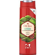 OLD SPICE Lemon 400ml - Men's Shower Gel