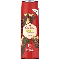 OLD SPICE Timber 400 ml      - Pánský sprchový gel