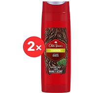 OLD SPICE Timber 2× 400 ml