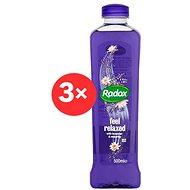 RADOX Feel Relaxed Bath Soak 3x 500 ml - Pěna do koupele