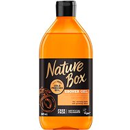 NATURE BOX Shower Gel Apricot Oil 385 ml