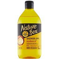 NATURE BOX Shower Gel Macadamia Oil 385 ml - Sprchový gel