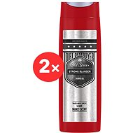 OLD SPICE Strong Slugger 2× 400 ml