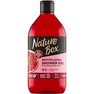 NATURE BOX Shower Gel Pomegranate 385 ml - Sprchový gel