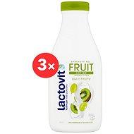 LACTOVIT Fruit Kiwi a Hrozny 2× 500 ml - Sprchový gel