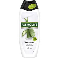 PALMOLIVE For Men Green Sensitive Shower Gel 500 ml - Pánský sprchový gel