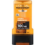 ĽORÉAL PARIS Men Expert Hydra Energetic Shower Gel 300 ml - Pánský sprchový gel