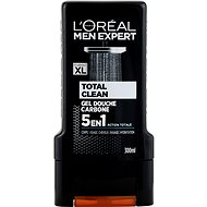 ĽORÉAL PARIS Men Expert Total Clean Shower Gel 300 ml - Pánský sprchový gel