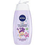NIVEA Kids 2in1 Shower & Shampoo Girl 500 ml