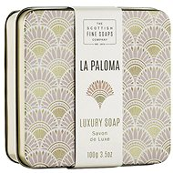 SCOTTISH FINE SOAPS La Paloma Luxury Soap 100 g - Tuhé mýdlo