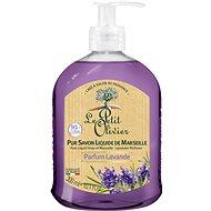 LE PETIT OLIVIER Pure Liquid Soap of Marseille - Lavender Perfume 300 ml - Tekuté mýdlo