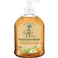 LE PETIT OLIVIER Pure Liquid Soap of Marseille - Orange Blossom 300 ml - Tekuté mýdlo