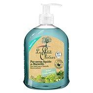LE PETIT OLIVIER Pure Liquid Soap of Marseille - Marine Perfume 300 ml - Tekuté mýdlo