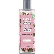 Sprchový gel LOVE BEAUTY AND PLANET Bountiful Moisture Sprchový gel s murumurským máslem a růží 400 ml