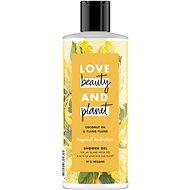 Sprchový gel Love Beauty and Planet Tropical Hydration Sprchový gel s kokosovým olejem a ylang ylang 500ml