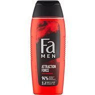 FA Men Attraction Force Shower Gel 400 ml