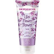 DERMACOL Flower Shower Cream Šeřík 200 ml - Sprchový krém