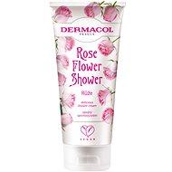 DERMACOL Flower Shower Cream Růže 200 ml - Sprchový krém