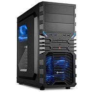 Sharkoon VG4-W - Počítačová skříň