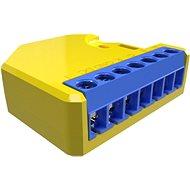 Shelly RGBW, modul řízení LED pásků, 4x PWM 12/24 V, WiFi