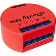 Shelly 1PM, spínací modul s měřením spotřeby 1x16A, WiFi - WiFi Spínač