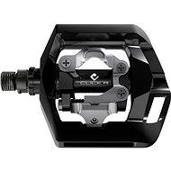 Shimano MTB PD-T421 CLICK'R zarážky SM-SH56 black - Pedály
