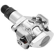 Shimano MTB PD-M505 SPD zarážky SM-SH51 silver - Pedály