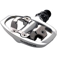 Shimano Sil PD-A520 SPD silver - Pedály