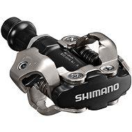 Shimano PD-M540 SPD zarážky SM-SH51 černé - Pedály