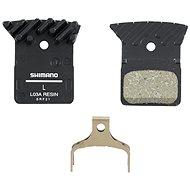 Shimano L03A polymerové s chladičem silniční - Brzdové destičky na kolo
