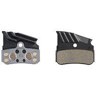 Shimano N04C kovové s chladičem MTB - Brzdové destičky na kolo