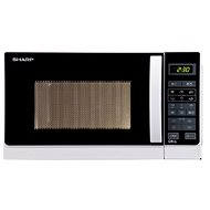 SHARP R 642WW - Microwave