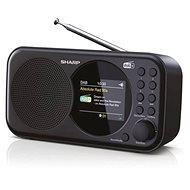 Sharp DR-P320 BK - Radio