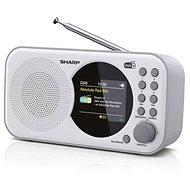 Sharp DR-P320 WH - Radio