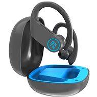 Buxton REI-TW 300 DARK GREY IPX7 TWS - Bezdrátová sluchátka