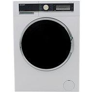 SHARP ES GFD8104W3 - Pračka s předním plněním