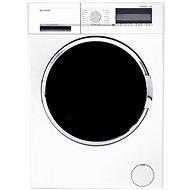 SHARP ES GFC9124W3-GB - Front loading washing machine