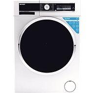 SHARP ES GFD8145W5 - Pračka s předním plněním