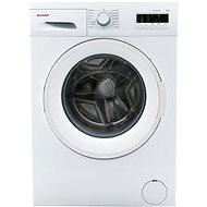 SHARP ES HFA6102W3 - Pračka s předním plněním