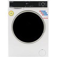 SHARP ES HFH814AW3 - Pračka s předním plněním