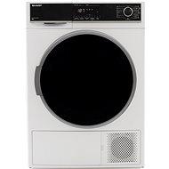 SHARP HHH8S7GW2 - Sušička prádla