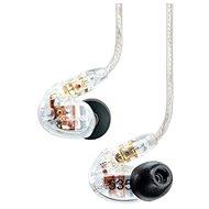 SHURE SE535-CL průhledná - Sluchátka