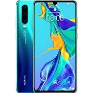 Huawei P30 gradientní modrá