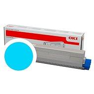 OKI 47095703 azurový - Toner