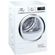 SIEMENS WT47W5H0BY - Clothes dryer