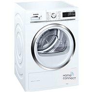 SIEMENS WT47W5H0BY - Sušička prádla