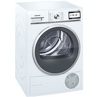 SIEMENS WT48Y7W4 - Clothes dryer