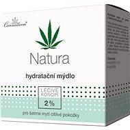 CANNADERM Natura hydratační mýdlo 100 g - Tuhé mýdlo